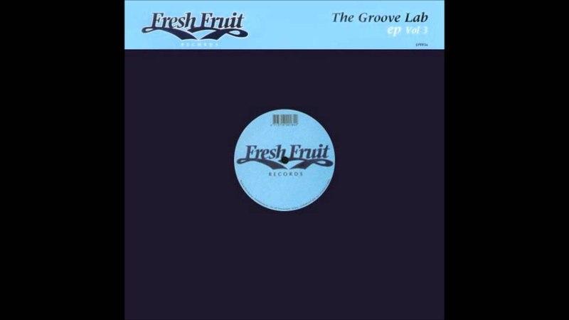 The Groove Lab EP Vol. 3 - Uncut Funk Part 2 (1999)