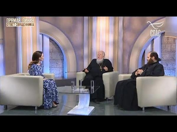 Ответ священника. Протоиерей Димитрий Смирнов и священник Павел Островский