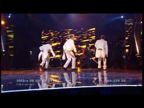 EMD - Baby Goodbye (Live Melodifestivalen 2009 Final)