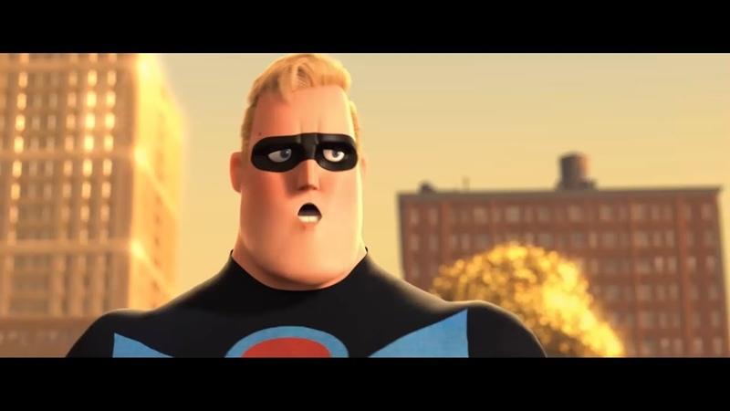 Incredibles 2 [Deleted Scene] Alternate Ending