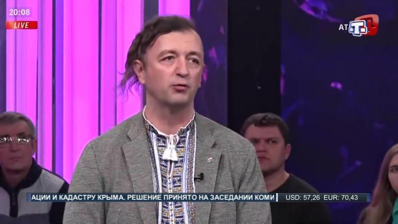 «Имеют ли крымские татары право на национально-культурную автономию в составе Украины»