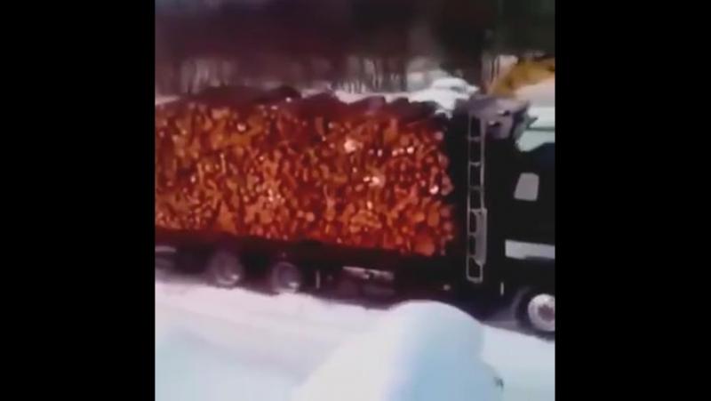 Умение водить грузовик 🚛😲👍