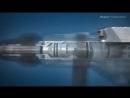 Перфоратор Bosch GBH 8-45 DV. С патроном SDS-Max