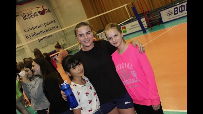 Соревнования в Куйбышеве