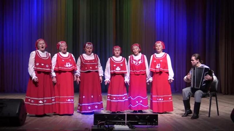 Русская народная песня Как за Доном, за рекой