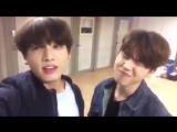 remember when jikook sang homme's just come to me, yes we need a jikook subunit ( SQ ).mp4