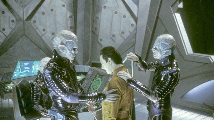 Звездный путь: Возмездие. Триллер боевик фантастика