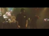 GUSLI (Guf &amp Slim) - Ушла @ Космонавт (LIVE 24.12.2017)