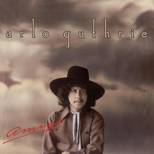 Arlo Guthrie альбом Amigo