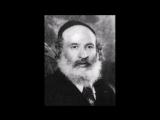Rabbi Shaul Yedidya Elazar Taub of Modzitz (18861947) - Nigun