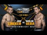 UFC Fight Night Легчайший вес Джон Линекер — Марлон Вера