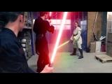 Звёздные войны: Пробуждение интернов (фан-фильм)/Saberproject  The Intern Awakens