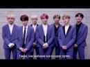 [RUS SUB] [РУС САБ] Речь BTS для Radio DISNEY.