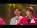 180611 Tencent Produce 101 unaired cut MC ZTAO dancing to Pick Me with Wang Yibo and chang