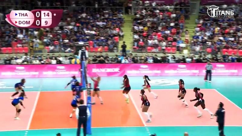 Top 10 Fantastic Volleyball SPIKES by Annerys Valdez (Vargas) - World Grand Prix 2017