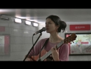 Музыка в метро - Анастасия ШУГАЛЕЙ 2017 HD