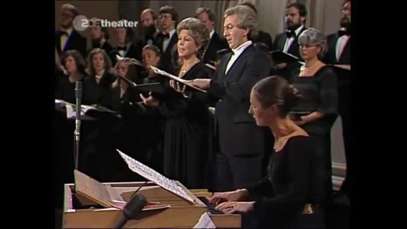 71 J. S. Bach - Gott ist mein König - BWV 71 Town Council - Bach Collegium Stuttgart - Helmuth Rilling