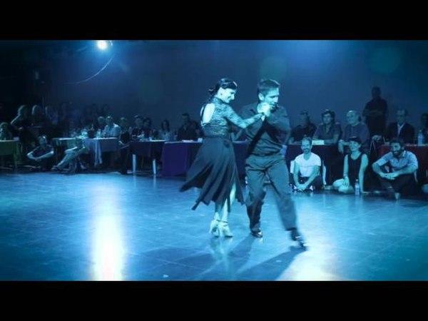 Misterio Tango Festival 2016 - MARIELA SAMETBAND Y GUILLERMO PEQUE BARRIONUEVO 22