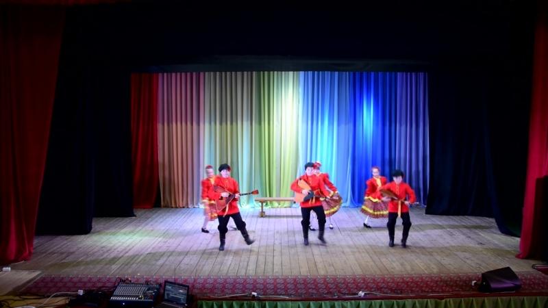 Студия народного танца Топотуха Никитка и друзья