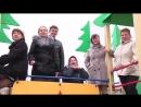 Подарок родителей выпускникам школы№9 Назарово 2018