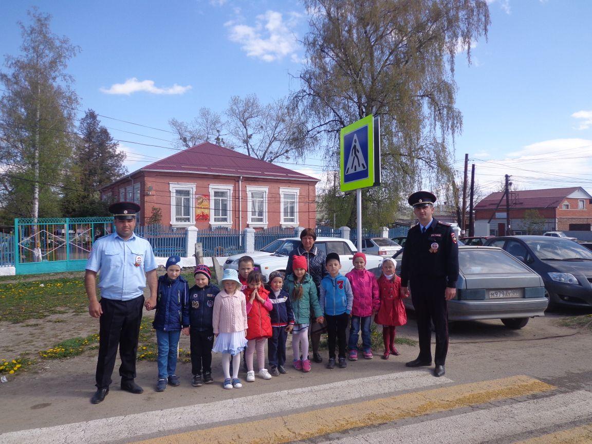 В Зеленчукском и Урупском районе водителей и пешеходов проверят на знание ПДД