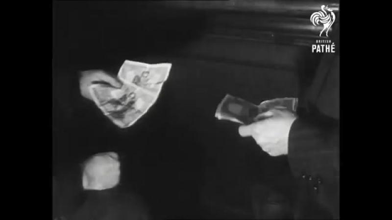 Франция 5000 франков ( хроника 1948г)