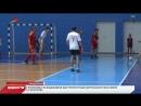 На стадионе «Динамо» завершился турнир по мини-футболу среди пожарных