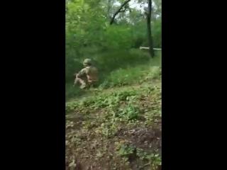 Пытались прорваться в Горловку, сепары нас отсекли и устраивают кошмар», — плачь бойца ВСУ из котла под Горловкой