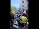 Юные батыры проводят субботник возле памятника башкирским воинам