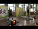 Гиревой спорт. Шпет Виктор(до 105 кг) 35 Летние Сельские Спортивные Игры НСО 2018.