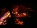 Пожар на одном из крупнейших угольных месторождений Забайкалья Харанорский разрез продолжается третьи сутки с 4 мая.