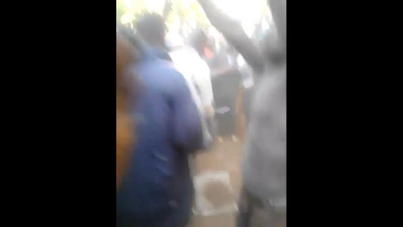 Обрезание в африке