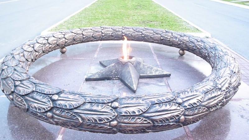 22 июня.Утро.Воинский мемориал.Вечная память