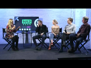 22/11/17 Cast Peaky Blinders interview on BUILD Series LDN alk about the explosive start to season 4 and what's coming next!