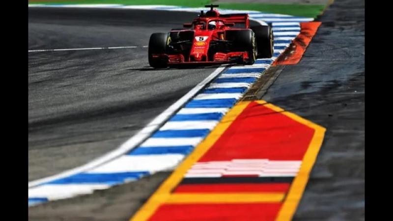 Sebastian Vettel Post Qualifying Team Radio - - GermanGP Seb5