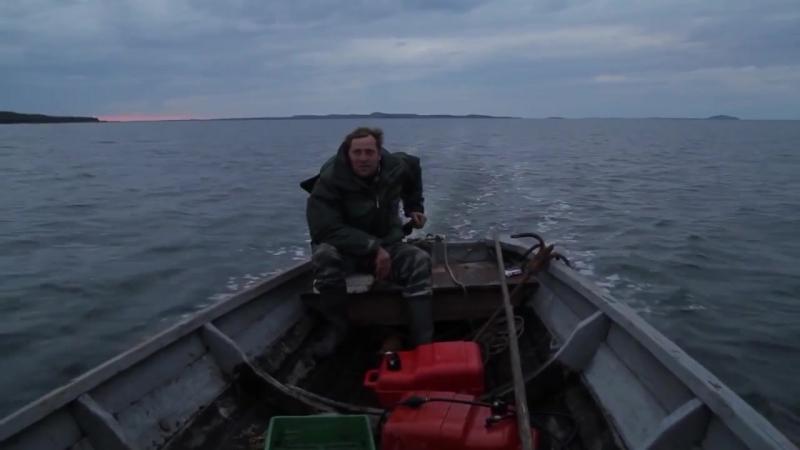 Самобытная Россия Белое море, Поморье.