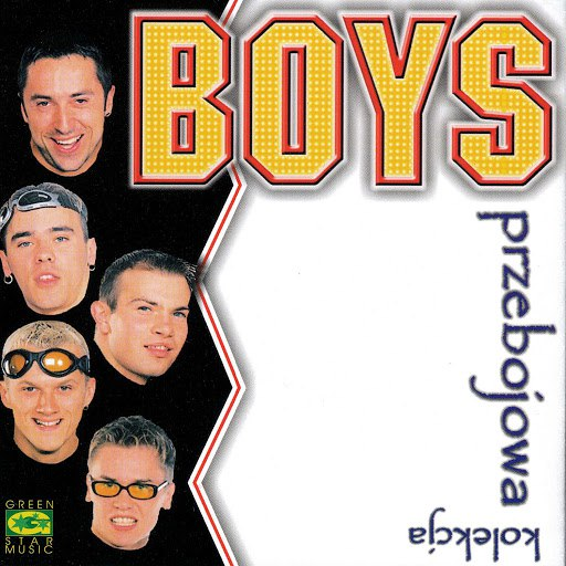 Boys альбом Przebojowa Kolekcja