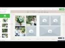 Делаем фотокнигу в nicebook.pro. Коллажи