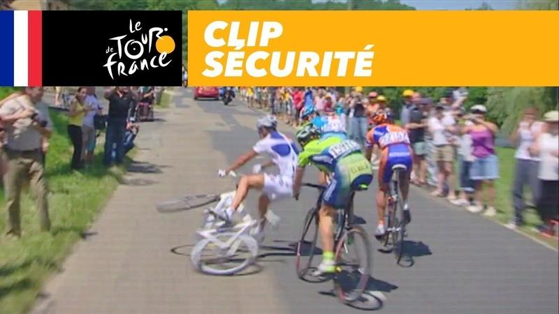 Tour de France 2018 - La sécurité des coureurs, c'est aussi votre affaire
