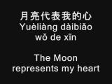 邓丽君《月亮代表我的心》