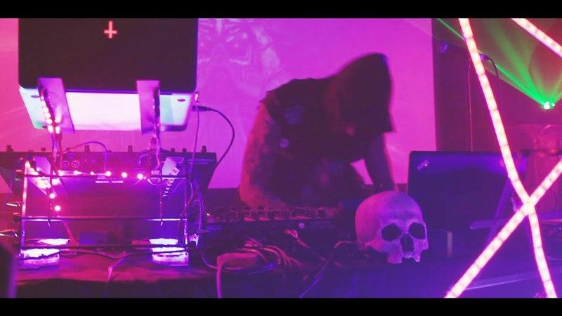 💀 SHREDDER 1984 💀 Life's a Glitch Live@NEW YORK(SaintVitus) Official video
