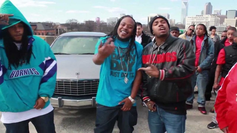 FT. LIL SCRAPPY Atlanta To Queen City by CAM READY RED