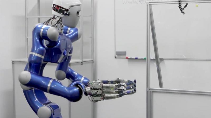 Антропоморфные роботы . Роботы наступают