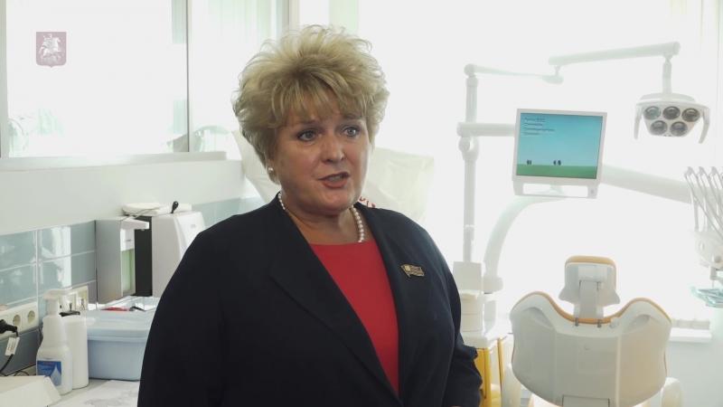 Вера Шастина о неинвазивной методике ранней диагностики рака слизистой оболочки полости рта