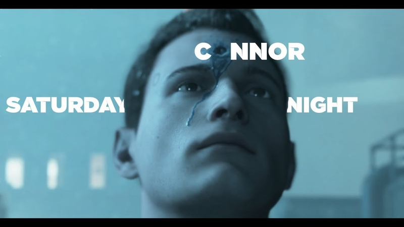 Connor - Say Amen (Saturday Night) by Panic! At The Disco [Detroit Become Human] GMV