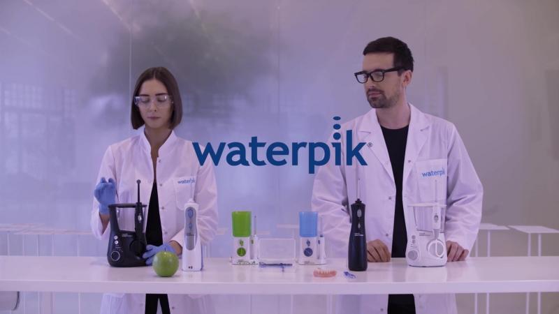 Waterpik - каждый день для тебя!