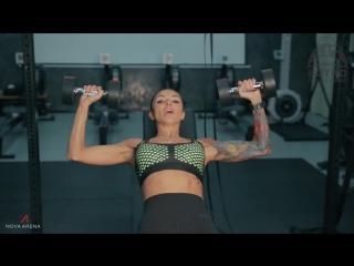 Маргарита Бойко - Тренировка верха или избавляемся от ненужных складок, дряблостей и обвислостей