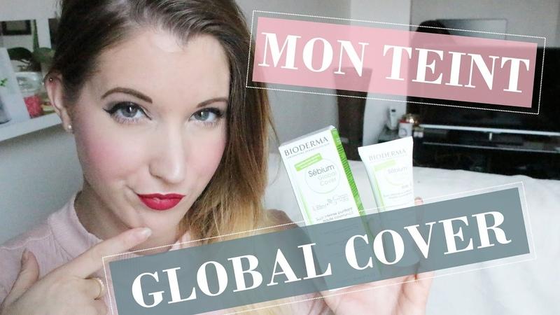 ▶︎ MAKEUP | BIODERMA global cover | ♡