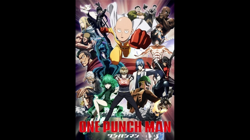 Ванпанчмен One Punch Man: Wanpanman сезон 1 серия 1-2