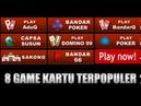 WarungQQ Judi Poker Online Domino QQ 99 BandarQ Terpercaya